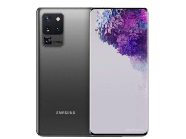 Teste cazatura Samsung Galaxy S20 Ultra